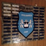 Club van 50 bord VVKampen - 2013