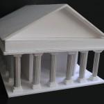 Joseph Props: Griekse Tempel - 2013