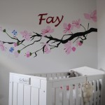 Muurschildering Fay 2012