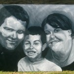 Familie Verkade - 2008