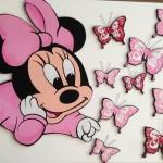 Minnie & Butterflies - 2014