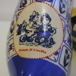 Oud Hollands Blauw detail 2012