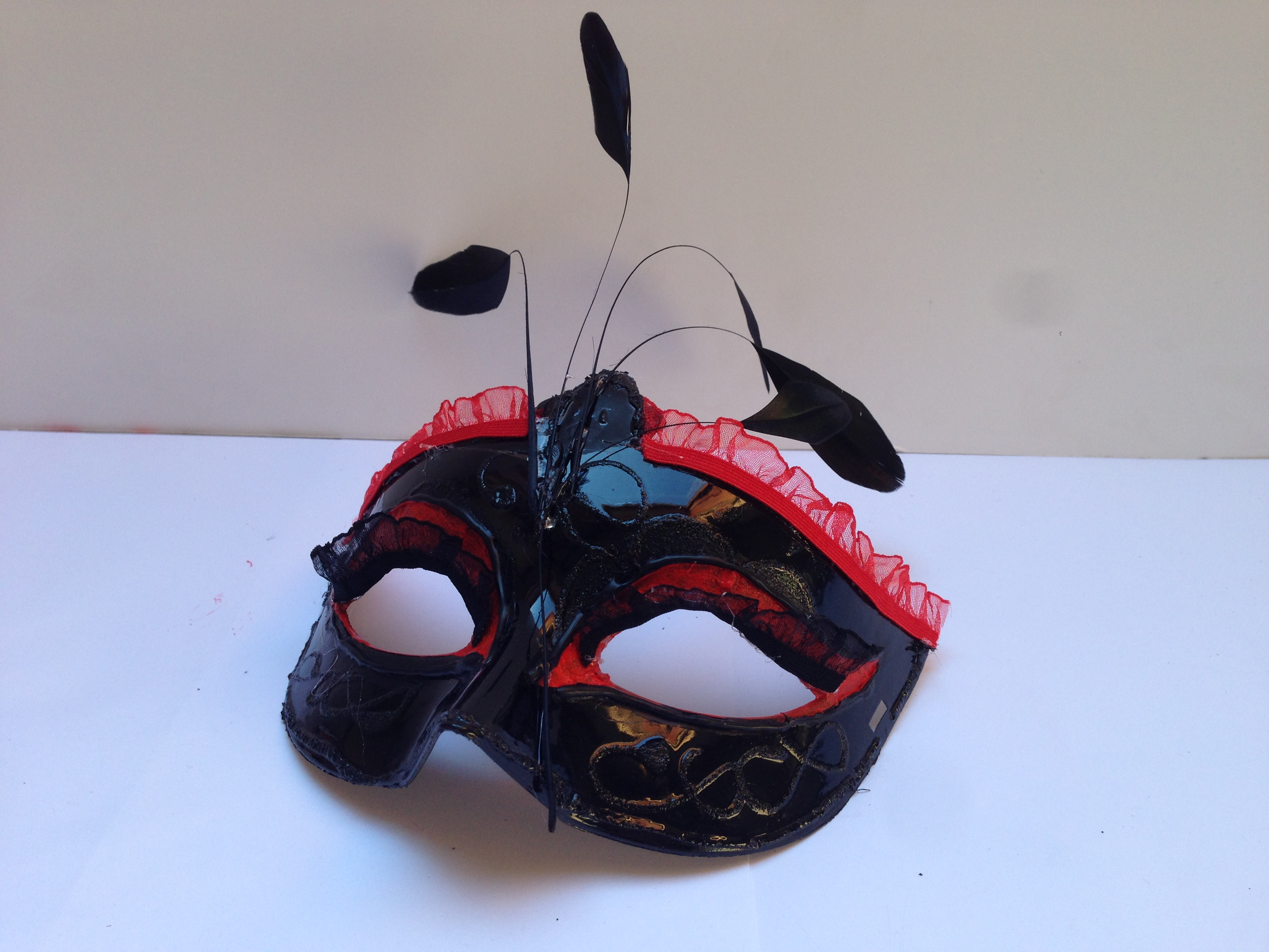 Movie2Musical Maskers ANNELIEN -2014