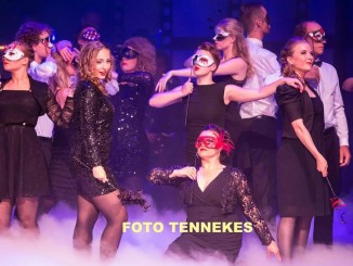 Movie2Musical Maskers - 2014