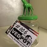 M | Giraffe | Appel Groen