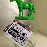 L | Paard | Appel Groen