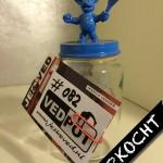 S | Sesamstraat | Kobalt Blauw