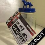S | Herder Hond | Marine Blauw