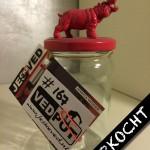 M | Nijlpaard | Rood