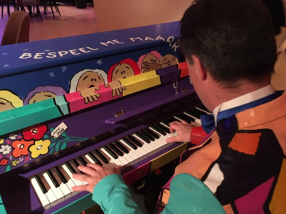 Colbert Crazy Piano